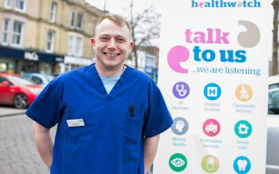 Healthwatch Somerset announces new public engagement programme to drive improvements in local health and social care