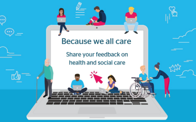 Healthwatch Somerset launches #BecauseWeAllCare campaign, calling on local people to feedback about care during COVID-19 to help services improve